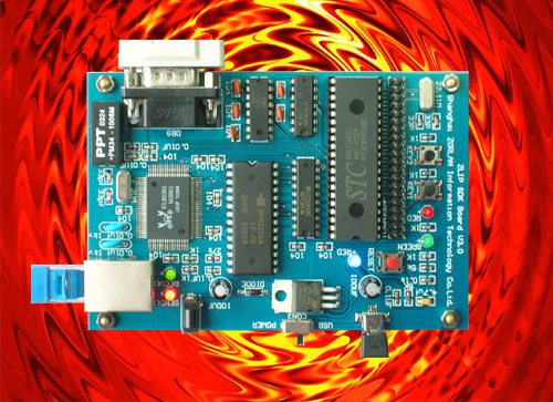 单片机tcpip开发板,单片机tcpip学习板,单片机上网
